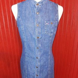 Vintage Tommy Hilfiger Denim Dress 6
